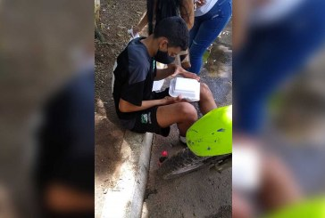 Apareció Samuel David Román, joven que buscaban desde ayer en Cali