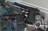 Aumentó el uso de armas traumáticas para cometer delitos en Cali