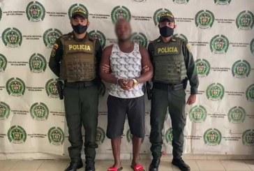 Capturado 'el Calvo', presunto cabecilla de las Guerrillas Unidas del Pacífico