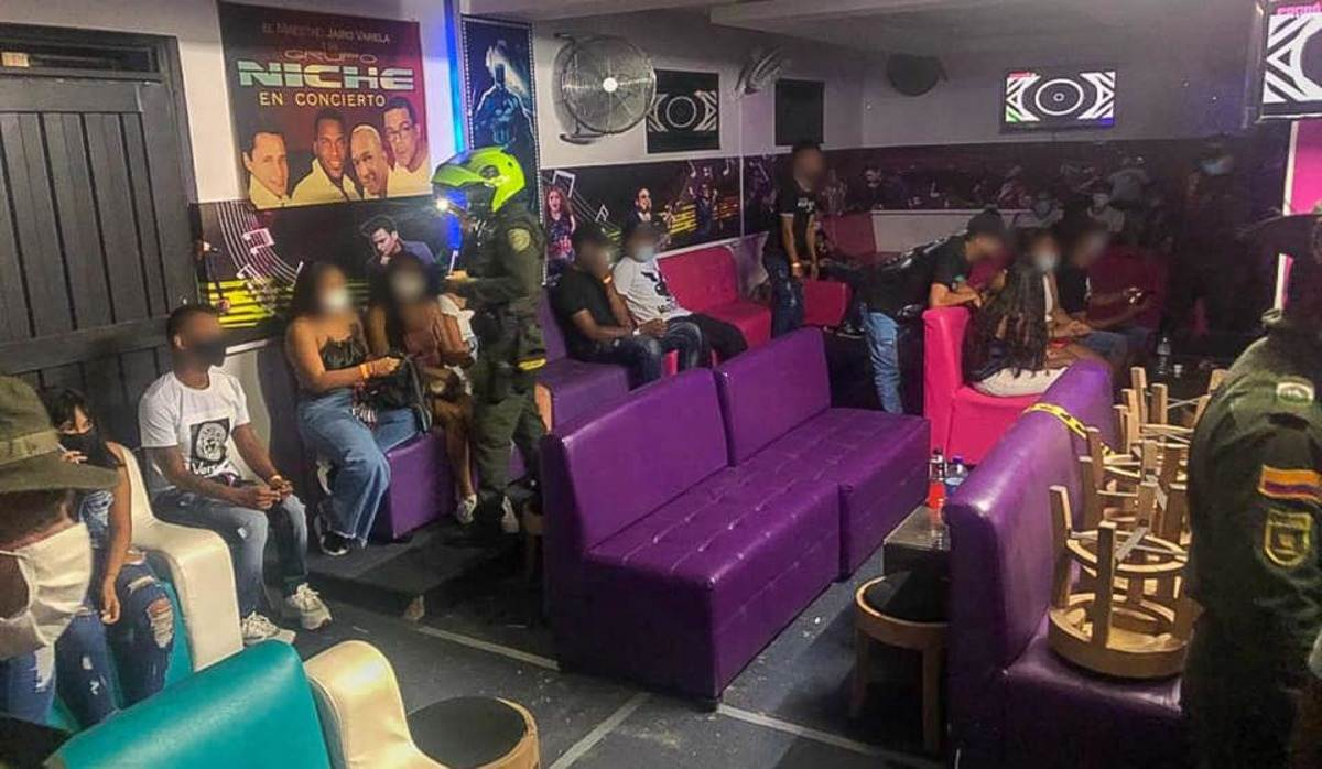 Desactivan fiesta con más de 60 personas en Santander de Quilichao