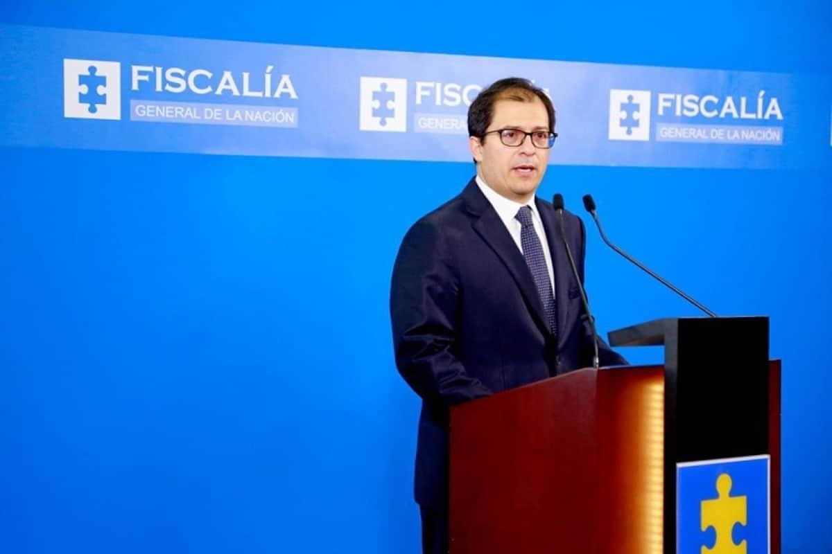 Fiscal Barbosa informó de participación del ELN en elecciones de Ecuador