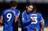 James Rodríguez deja al Everton en zona de clasificación Europea