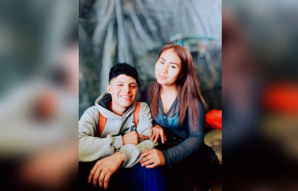 Familiares reconocieron cuerpo de joven peruano lanzado de un puente
