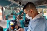 Pasajera con Covid-19 murió en vehículo que cubría la ruta Bogotá – Pasto