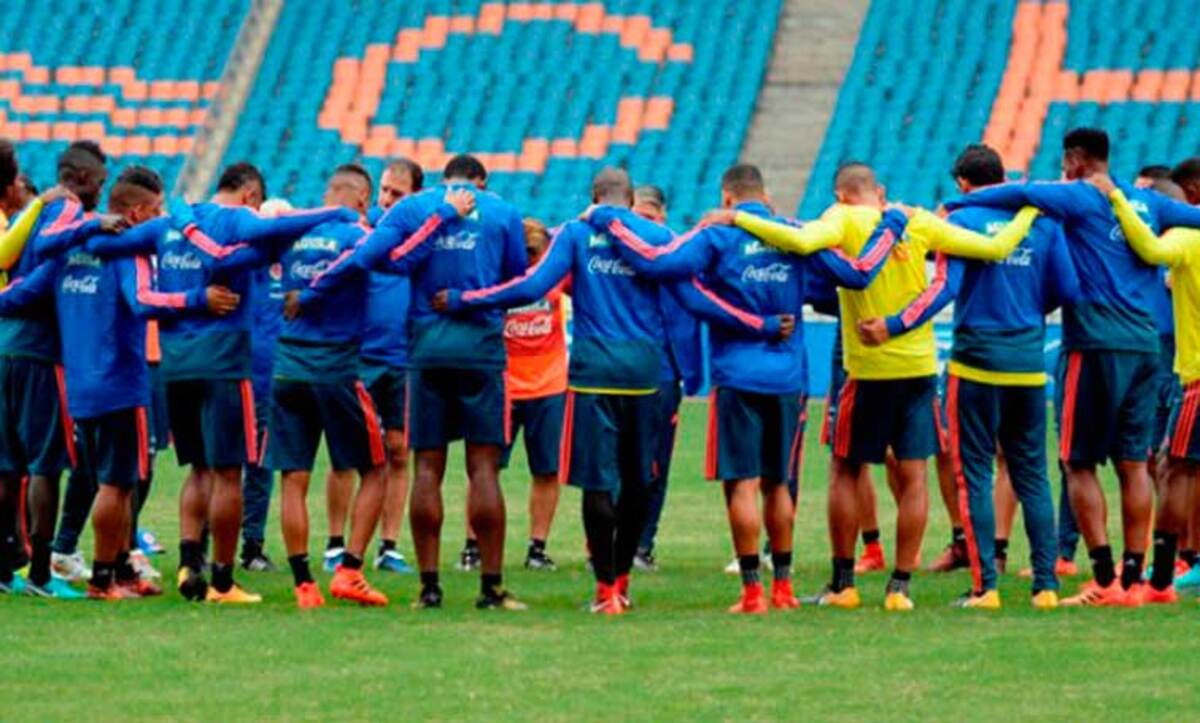 Reinaldo Rueda presentó la primera convocatoria con la Selección Colombia