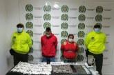 Judicializados madre e hijo por tráfico de estupefacientes en Caicedonia, Valle