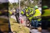 Le reimplantaron la mano al presunto ladrón de una bicicleta en Cali
