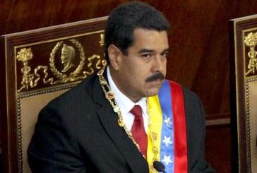 """Maduro pide a militares """"limpiar cañones"""" por si Duque viola suelo venezolano"""