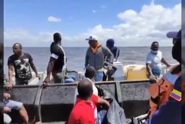 Naufragio de dos lanchas en Tumaco, Nariño, deja hasta el momento 14 personas fallecidas