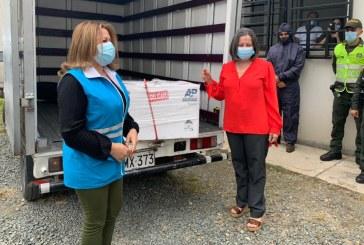 Otras 50 mil vacunas Pfizer llegarían a Colombia este 24 de febrero