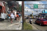 Protestas en Buenaventura por el aumento de violencia y desplazamiento forzado