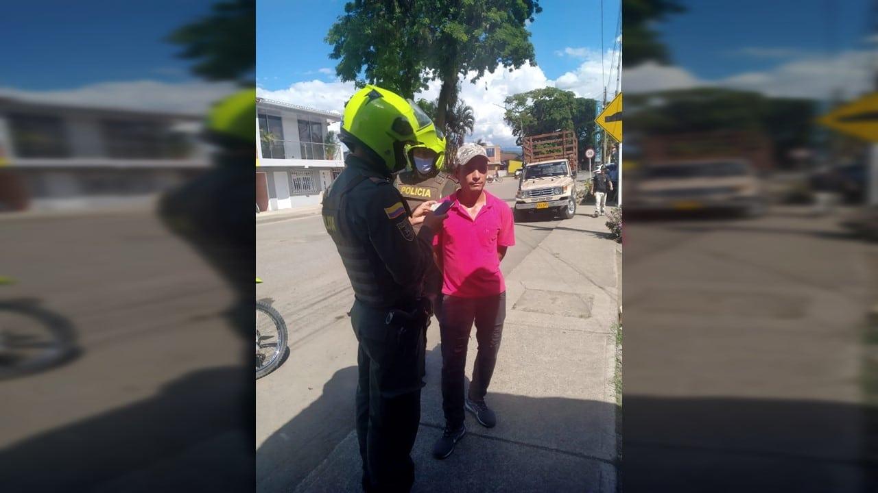 Tras huir al eje cafetero, hombre fue capturado por abusar de una menor de edad