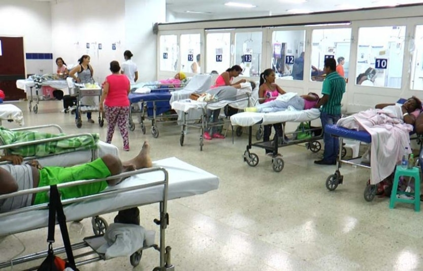 Murieron tres pacientes que no alcanzaron a ser trasladados por bloqueos