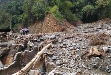 24 municipios del Valle gravemente afectados por la temporada de lluvias