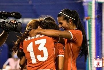 ¡Más cerca de la gloria! América femenino en semifinales de Libertadores