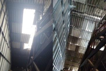 Reparan techo del Teatro Municipal, afectado por las lluvias en Cali