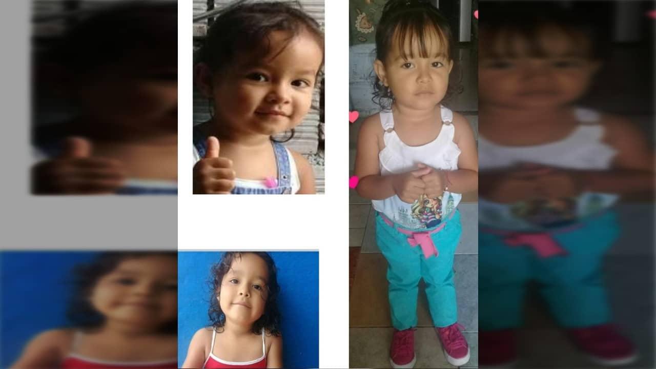 Autoridades buscan a menor de tres años que, al parecer, fue raptada por su padre