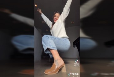 Canción de Yerson y Stuard es bailada por Rosalía en TikTok
