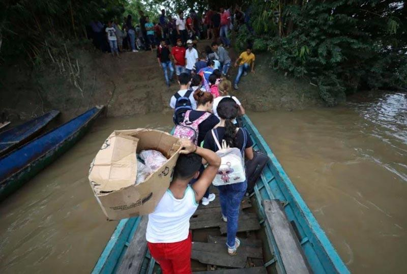 Crean grupo Élite en Colombia contra tráfico de migrantes y trata de personas