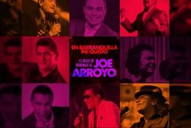 """""""En Barranquilla me quedo"""", Disco Homenaje al Joe Arroyo"""