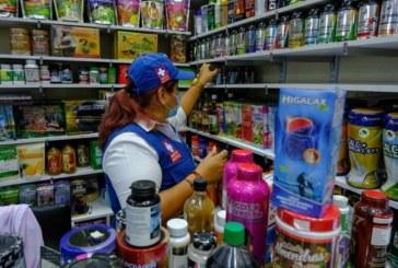 Autoridades decomisaron 108 productos naturistas en el centro de Cali