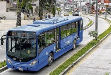 Conozca el nuevo horario que tendrán los buses del Mío y Mío Cable en esta Semana Santa