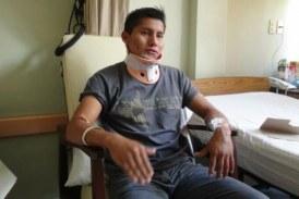Hombre que sobrevivió a la tragedia de Chapecoense se salvó en un nuevo accidente