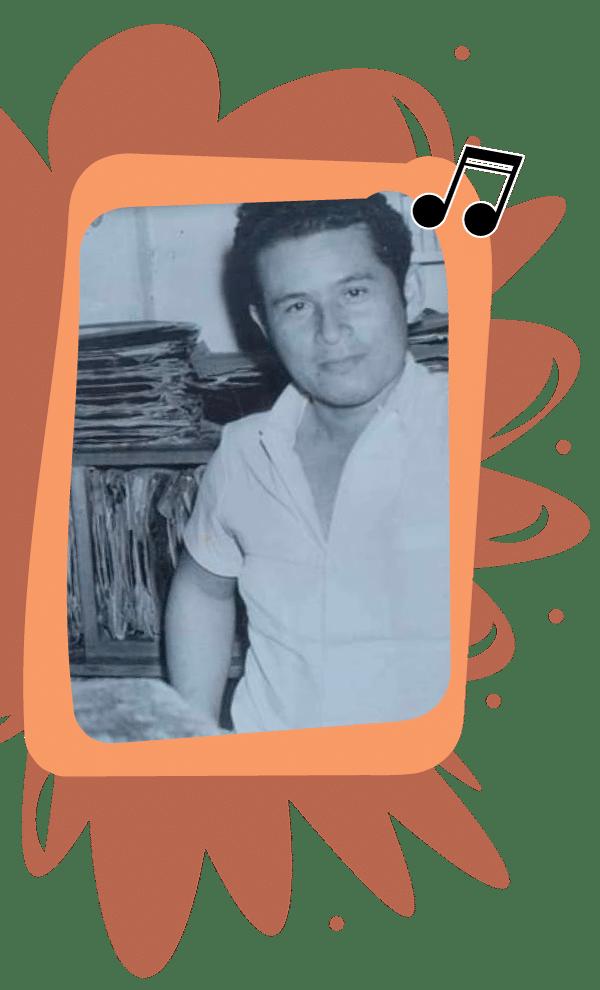 Pacheco, el hombre orquesta   Noticias de Buenaventura, Colombia y el Mundo
