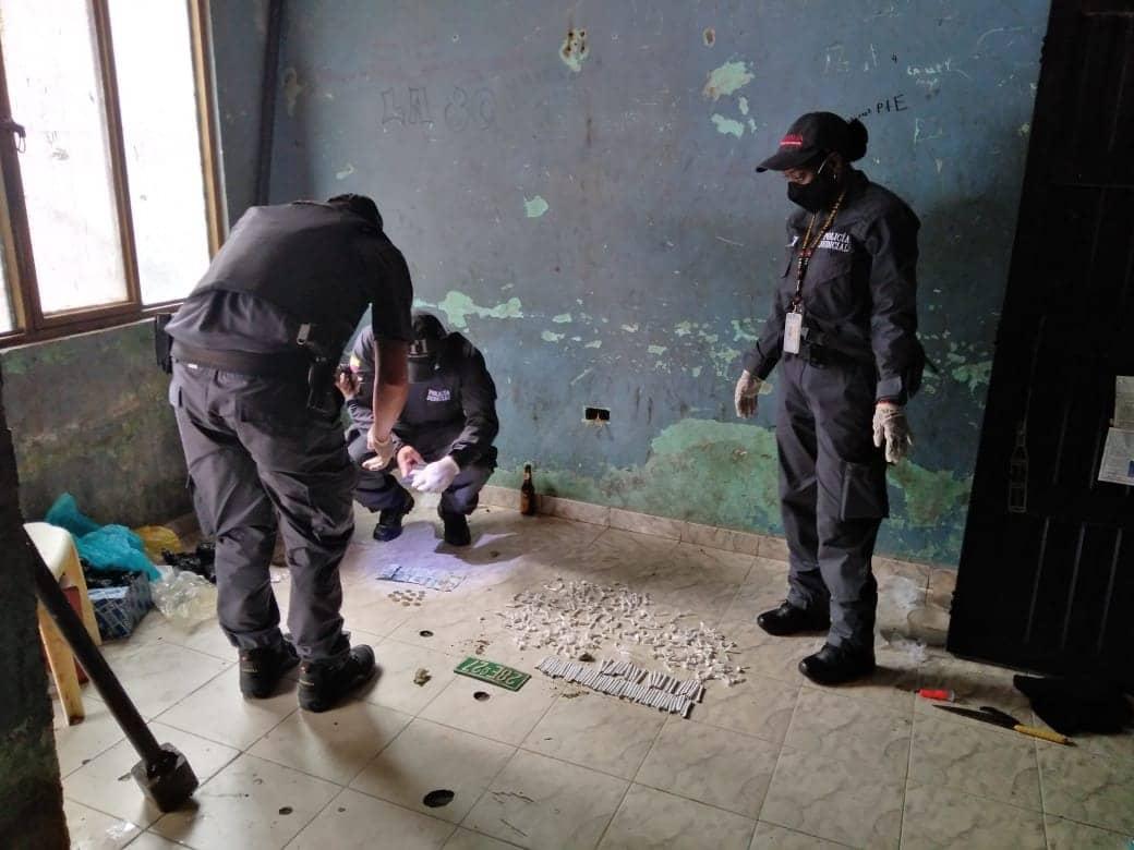 Extinción de dominio a dos viviendas usadas para vender droga en Cali