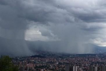 En abril se presentarán fuertes lluvias en la ciudad, según la Cvc