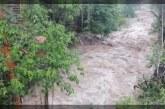 Por fuertes lluvias se presenta suspensión del agua potable en Candelaria
