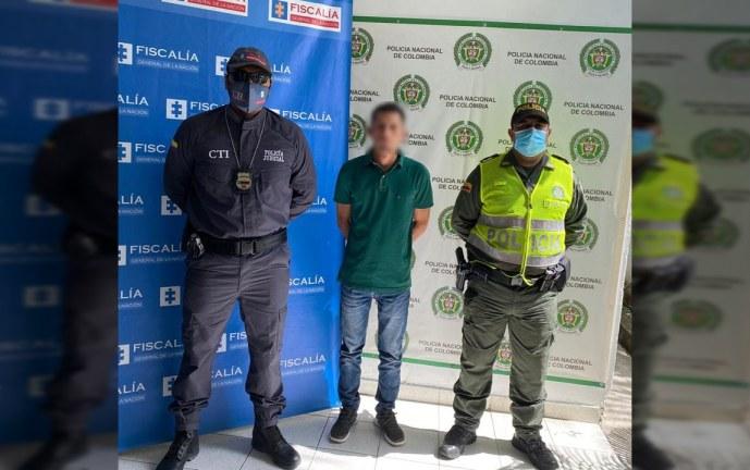 Hombre que atacó a su compañera en el rostro fue judicializado en Ginebra