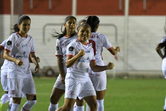 Con goleada, América clasificó a cuartos de final de la Copa Libertadores Femenina