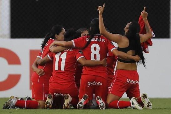 ¡Orgullo rojo! América femenino estará en la final de la Copa Libertadores