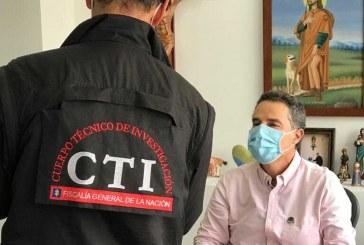 Capturan a gobernador de Antioquia por irregularidades en contratos