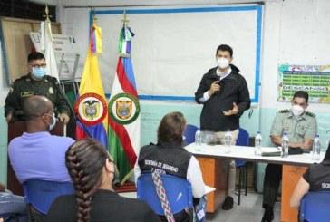 Comuna 12 y Alcaldía de Cali trabajan para fortalecer la seguridad del sector