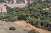 Continúa la controversia por obras en el Zanjón del Burro