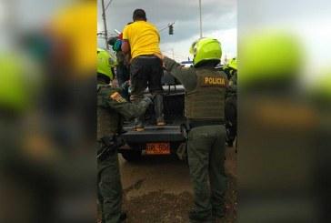 Investigan agresiones entre indígenas y Policía en Santander de Quilichao