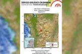 Fuerte temblor se sintió en diferentes partes de Colombia