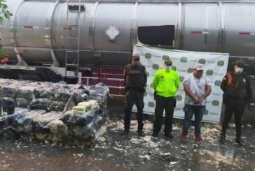 Incautan cuatro toneladas de marihuana en el norte del Cauca