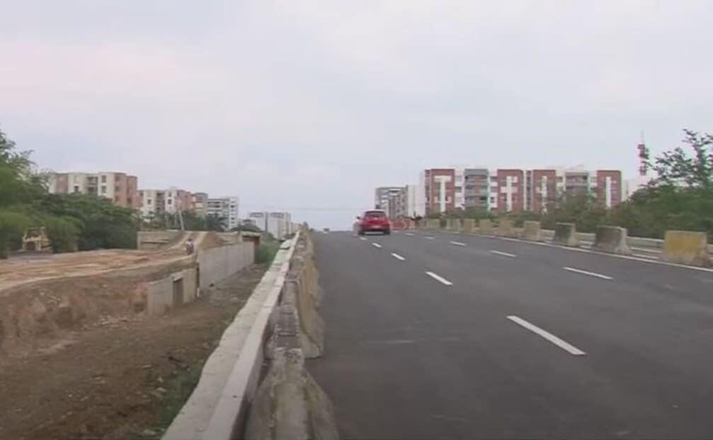 Postergan entrega del puente que conecta a Bochalema con Valle del Lili