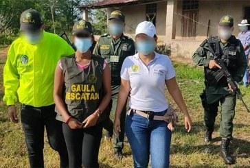 Rescatan a menor secuestrada hace cuatro años por su padrastro