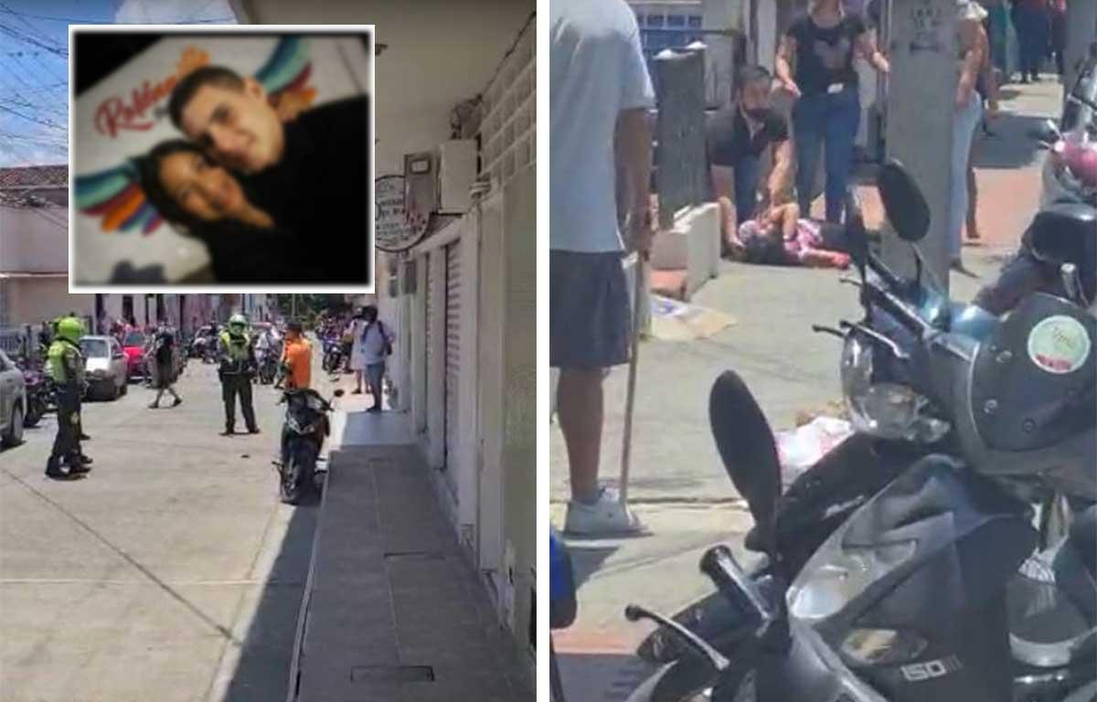 Conmoción en Roldanillo: hombre asesinó con un cuchillo a su pareja y luego se intentó suicidar