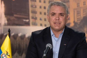 """""""El terrorismo es el arma de los cobardes"""": Duque sobre atentado en Corinto"""
