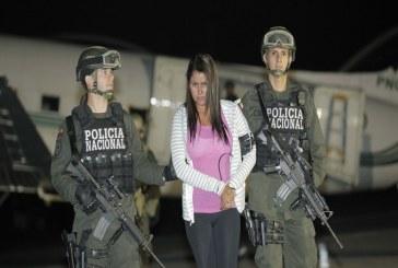 'La Negra' fue capturada nuevamente, con fines de extradición, en Antioquia