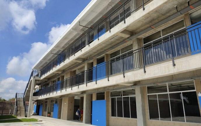 Primer 'Colegio 10' fue inaugurado en Guacarí, Valle del Cauca