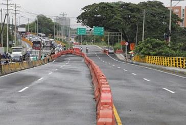 Proyecto de infraestructura en la vía Cali-Jamundí se encuentra al 90%
