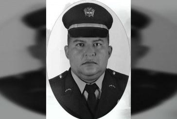 Subcomandante de Policía fue asesinado al intentar frustrar un robo en un banco