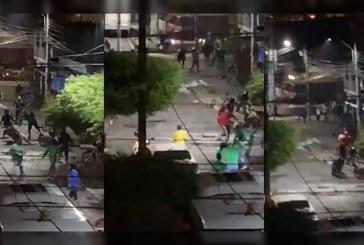 Un muerto y dos heridos dejaron enfrentamientos entre hinchas del Cali y América