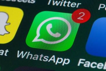 Usuarios de redes sociales reportan caída de WhatsApp
